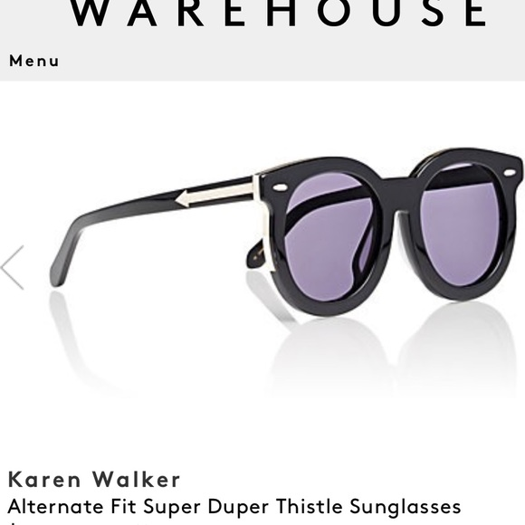9ed46f053e5 Karen Walker Accessories
